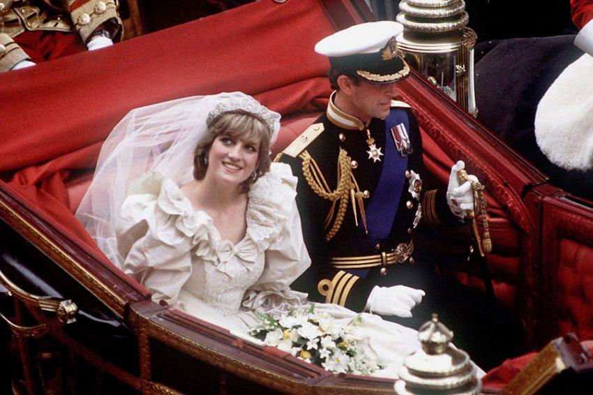 Diana és Károly mennyegője a visegrádi esküvő weboldalán