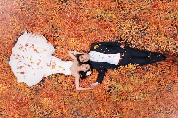 öszi esküvő