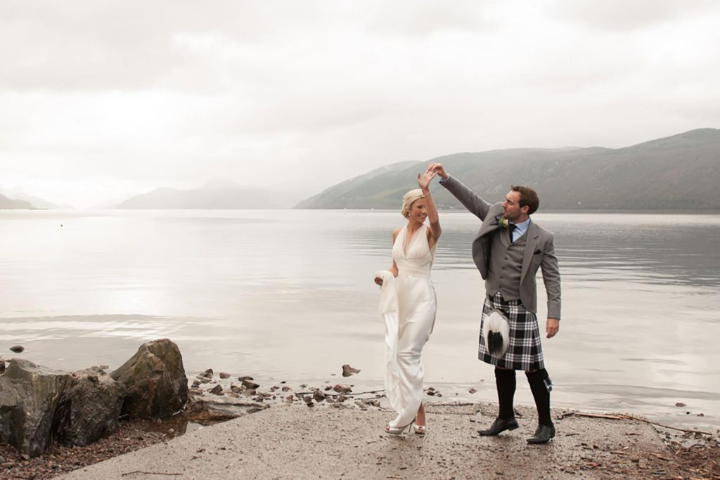 married-couple-loch-ness