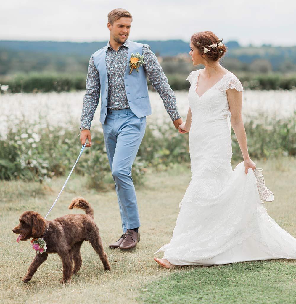 dogs-at-weddings-wharfedale-grange