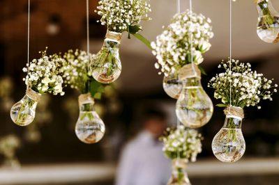 virág esküvő tavasz