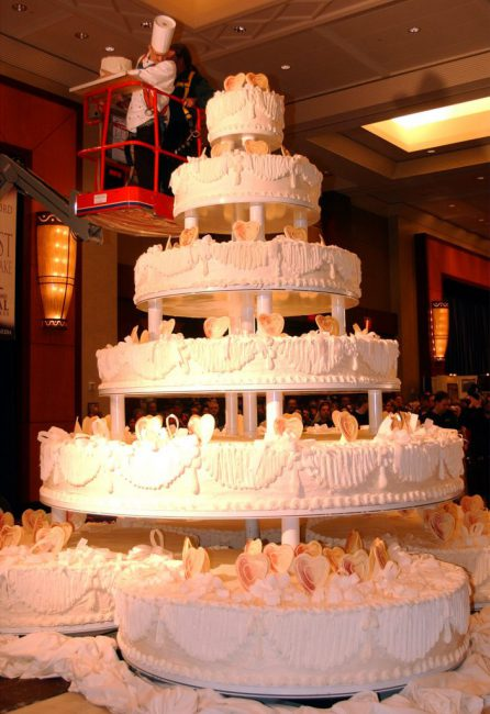 Largest-Wedding-Cake