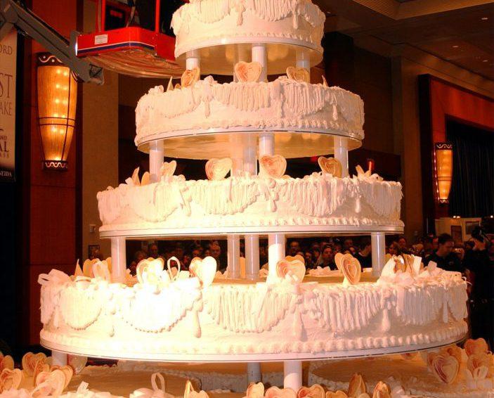 Largest-Wedding-Cake