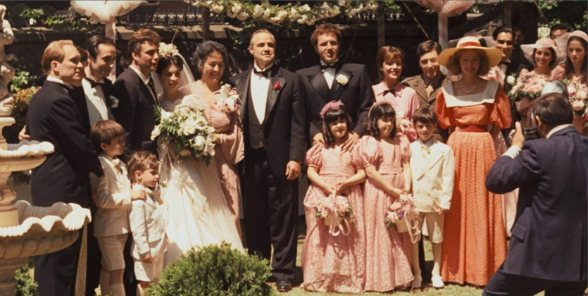coreone esküvő